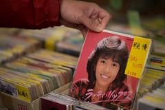 ラッキィ・リップス (kasa51) Tags: record vinyl single hayamiyu tokyo japan 早見優 idole アイドル