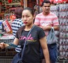 That look 👀 and Single Sometimes 😀 (-Faisal Aljunied - !!) Tags: eyecontact single ricohgr2 chinatown streetphotography faisalaljunied