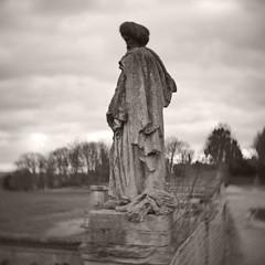 Statue (Antony J  Shepherd) Tags: crystalpalace lumixg7 cmount cctvlens 25mm f14