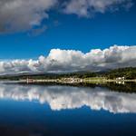 Kenmare (Ireland) Panorama thumbnail