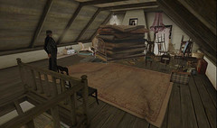 Attic (Cash Meili) Tags: sl attic