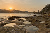 Sunset at Freshwater Beach, Sydney (Duncan Struthers) Tags: beach sunset northernbeaches goldenhour