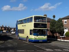 Howards LX03 OSB Warrington (transportofdelight) Tags: howards lx03osb westy warrington