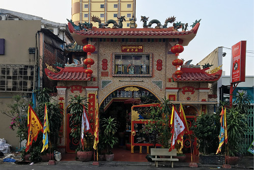 Chinese Tempel - Phnom Penh