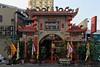 Chinese Tempel - Phnom Penh (Ron van Zeeland) Tags: cny yearofthedog chinesenewyear newyear tempel pagoda buddhism religion colors china phnompenh cambodia khmer asia southeastasia