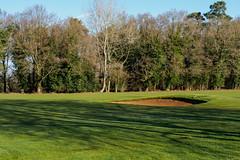 Bramley Golf Course-E2160397 (tony.rummery) Tags: bramley bunker em10 fairway golf golfcourse landscape mft microfourthirds omd olympus rake sand surreyhills winter england unitedkingdom gb
