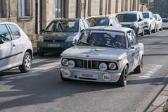 #56 BMW 2002 TI - 02 (kinsarvik) Tags: castillonlabataille gironde bordeauxaquitaineclassic rallye rally