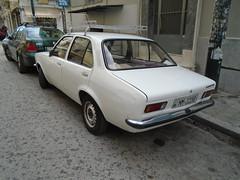 1980 Opel Kadett (Alpus) Tags: greece athens rare cars classic october 2016 retro spotting opel german kadett