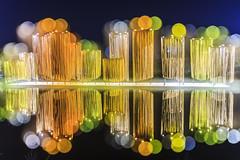 無題 (hosihane) Tags: 台灣 台南市鹽水區 月津港燈節 元宵 倒影 水 河 燈飾 造景 藝術 formosa sony a77 親水公園