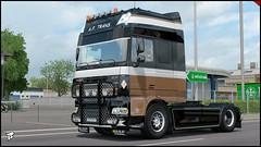 "DAF XF 105 ""A.P. Trans"" (Bepreeh) Tags: ets ets2 euro truck simulator 2 daf xf 105 ap trans"