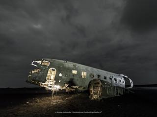 Dc 3 Planewreck