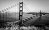 That Bridge (Thomas Hawk) Tags: 75thbirthdaygoldengatebridge america batteryspencer california goldengatebridge marin marinheadlands sanfrancisco usa unitedstates unitedstatesofamerica bridge bw millvalley us fav10 fav25 fav50 fav100