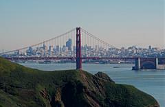 A Different View... (scrapping61) Tags: scrapping61 2017 california sanfrancisco goldengatebridge sanfranciscobay marinheadlands goldengatenationalrecreationarea ggnra