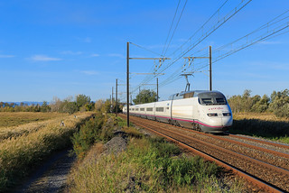 TGV AVE 16 - 9743 Lyon - Barcelone