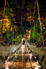 Ryokan in Yunishigawa, Nikko - Japan (Marconerix) Tags: ryokan nikko giappone japan hotel traditional traditionalhotel albergo pace riposo onsen legno giapponese rain pioggia ombrelli