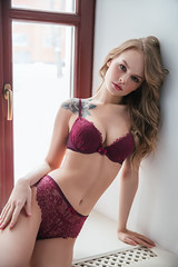Rose&Petal_AW18 (1) (Dizaz) Tags: rosepetal lingerie underwear 2018 collection fashion france homewear