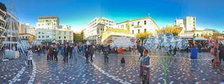 Monastiraki Square in Greece