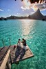 InterContinental Bora Bora Resort & Thalasso Spa (BoraBoraPhotosVideos) Tags: borabora frenchpolynesia island tahiti paradise southpacific sun beach sunrise amazing dream holidays beautiful bestvacations photooftheday picoftheday photodujour wedding polynesian edouardott