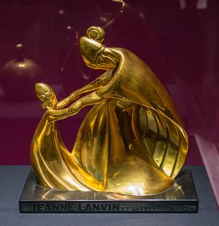 L'Âme Perdue Lost Soul - Jeanne Lanvin Armand-Albert Rateau Brosse Glassworks