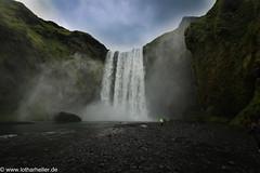 Iceland_Skogarfoss (Lothar Heller) Tags: lotharheller skógafoss foos iceland island islandia skogar wasserfall waterfall