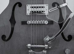 Gretsch (Tim Ravenscroft) Tags: guitar gretsch electromatic monochrome blackandwhite blackwhite hasselblad hasselbladx1d x1d