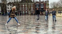 Playtime (phil anker) Tags: people street salisbury fujix70