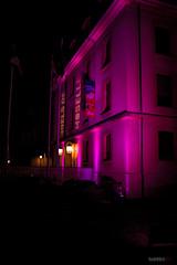 Pink Night (fs999) Tags: 200iso fs999 fschneider aficionados zinzins pentaxist pentaxian pentax k1 pentaxk1 fullframe justpentax flickrlovers ashotadayorso topqualityimage topqualityimageonly artcafe pentaxart corel paintshop paintshoppro 2018ultimate paintshoppro2018ultimate nuit night nacht metz lorraine france pentaxfa35mmf2al fa35 35mm f2 fa35f2