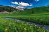Zell Pfarre (manuel.thaler) Tags: mountains clouds sunset mountain water trees spring koschuta zell zellpfarre carinthia austria