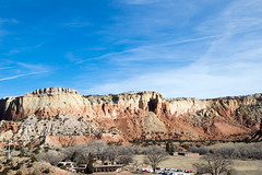 Ghost Ranch from the Chimney Rock Trail (Paul and Jill) Tags: chimneyrocktrail ghostranch abiquiu newmexico
