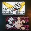 Tron Wire (Question Josh? - SB/DSK) Tags: stickers markers josh eggshells