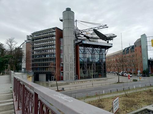 Museu da Tecnologia em Berlim