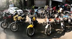 _8284 (Yazed Lord) Tags: horniman vintage rally feb2018 mumbai circle bike bikes