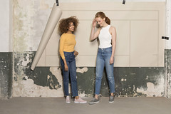 Pulse pastel rose and grey-1 (HUB-Footwear) Tags: footwear spring summer 2018 tennis urban sneakers hub photoshoot design model men women