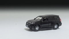 Tiny Toyota Land Cruiser Prado (nirmala_l91) Tags: toyota toyotalandcruiser tiny diecast