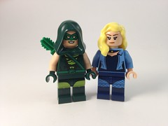 Canary and Arrow
