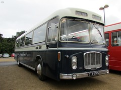 OTA 632G (jeff.day48) Tags: ota632g 1460 royalblue southernnational bristol relh6g ecw preserved melwilliams 2014brislingtonrallyrunningday