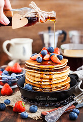 Banana pancakes (Katty-S) Tags: pancake breakfast banana coffee mug cup honey maple strawberry blueberry sauce fresh berry hot dessert meal plate fried delicious sweet snack stack homemade gourmet morning traditional tasty lunch cake cuisine cooked sugar pastry golden nutrition cooking baked food eating buttermilk brunch fluffy hotcakes syrup