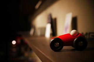 Toy Ferrari