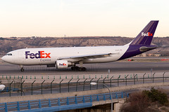 N724FD FedEX Express Cargo A300-600 Madrid Barajas Airport (Vanquish-Photography) Tags: n724fd fedex express cargo a300600 madrid barajas airport lemd mad madridbarajas madridbarajasairport madridairport barajasairport vanquish photography vanquishphotography ryan taylor ryantaylor aviation railway canon eos 7d 6d aeroplane train spotting