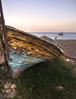 A boat on Cirali beach (VillaRhapsody) Tags: cirali olympos summer beach mediterranean landscape seascape peeling boat colors colorful holiday travel