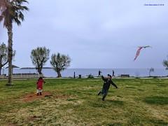 Rainy kite day (Chris Maroulakis) Tags: athens voula rain monday clean ash lent holiday kiteday chris maroulakis greece street