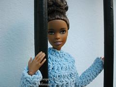 (Linayum) Tags: barbie barbiedoll barbiemadetomovefitness barbiemovimientossinlimites doll dolls muñeca muñecas toys toy juguetes juguete ganchillo crochet handmade linayum