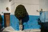 Medina (MikeSpeaks) Tags: sonnar5518za rabat morocco medina blue blueandwhite beautiful old city sunlight