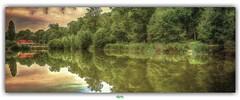 ETANG DE L'URSINE à VELIZY-VILLACOUBLAY (régisa) Tags: étang arbre tree pond vélizyvillacoublay maison house reflet reflection yvelines îledefrance