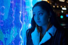 Shah (Silver Machine) Tags: southampton hampshire streetphotography street streetportrait girl leatherjacket festivaloflight outdoor portrait fujifilm fujifilmxt10 fujinonxf35mmf2rwr
