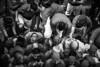 Folre Amunt .   ( humantowers ) (Alex Nebot) Tags: blackanwhite castellers castells humantowes humantower nens vendrell somcultura catalunya catalonia people gent gente tradiciones tarragona tgn penedes nikon nikonista d7200 barcelona city citta ciudad ciutat radicions somnens streetphoto fotografo callejero valor equilibri equilibrio seny bw biancoenero