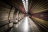 Leaving (Henka69) Tags: subway city metro urban fuga publictransportation