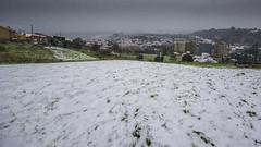 Nevada Salinas (@pabloralonso) Tags: nieve snow castrillon winter invierno asturias