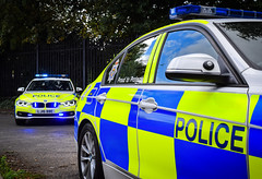 Police, Proud to Protect (firepicx) Tags: northumbria police traffic car roads policing unit rpu blue lights emergency siren 999 uk british photo northumberland newcastle houghton alnwick firepicx lj16bbe lj16bbf