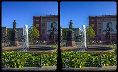 Schinkelplatz, Berlin-Mitte 3-D / CrossEye / Stereoscopy / HDR / Raw (Stereotron) Tags: berlin spreeathen mitte metropole hauptstadt capital metropolis brandenburg city urban schlosplatz downtown europe germany crosseye crosseyed crossview xview cross eye pair freeview sidebyside sbs kreuzblick 3d 3dphoto 3dstereo 3rddimension spatial stereo stereo3d stereophoto stereophotography stereoscopic stereoscopy stereotron threedimensional stereoview stereophotomaker stereophotograph 3dpicture 3dglasses 3dimage twin canon eos 550d yongnuo radio transmitter remote control synchron kitlens 1855mm tonemapping hdr hdri raw